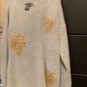 Super soft gray sweater